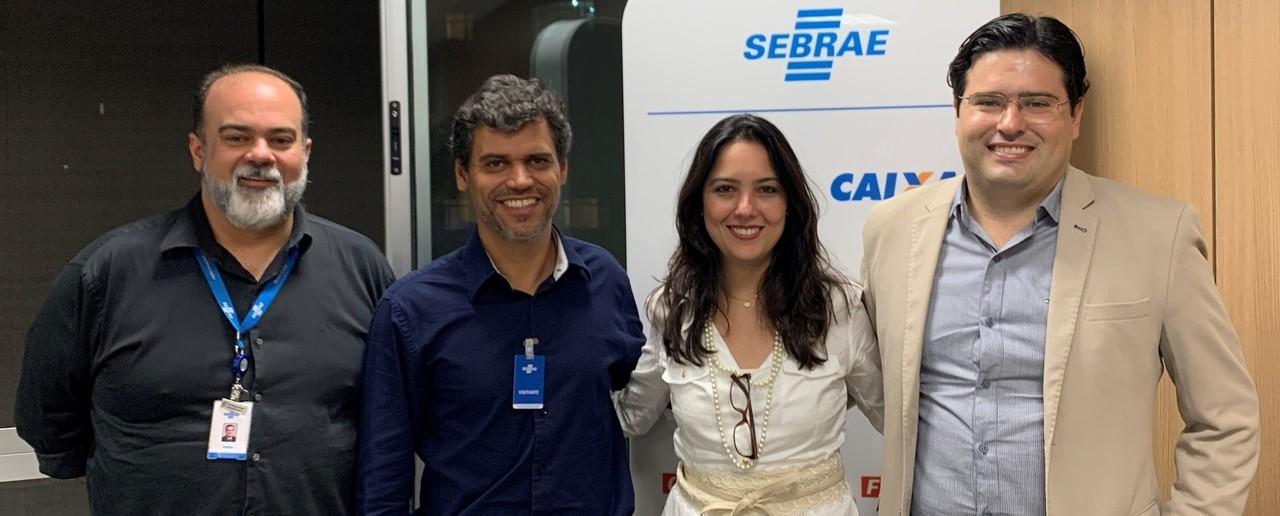 Agência RMBH busca parceria com SEBRAE-MG no desenvolvimento econômico da Região Metropolitana