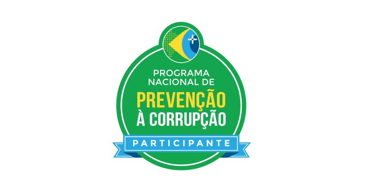 Agência RMBH recebe selo de participante do Programa Nacional de Prevenção à Corrupção